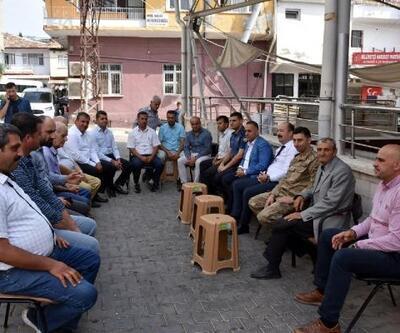 Altınözü'nden Barış Pınarı Harekatı'na tam destek