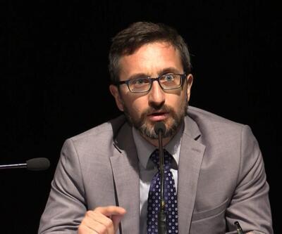 """Fahrettin Altun: """"Terör örgütleriyle mücadelemiz sürecek"""""""