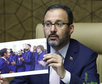 Bakan Kasapoğlu: UEFA'nın böyle bir hata yapacağını zannetmiyorum