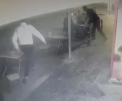 Kız arkadaşına cinsel saldırıda bulunanı vurup, arkadaşını yanlışlıkla yaralamış