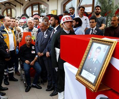 Şehit Piyade Üsteğmen Bozbıyık son yolculuğuna uğurlandı