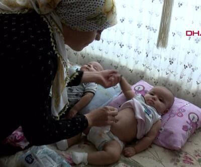 Ecrin bebek sağlığına kavuştu
