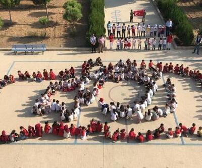 Barış Pınarı Harekatı'na anlamlı mesaj