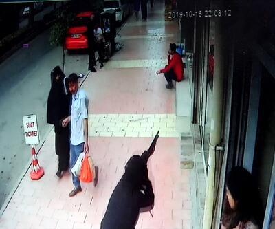 Maskeli saldırgan pompalı tüfekle dehşet saçtı