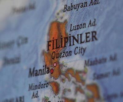 Filipinler'de 6,4 büyüklüğünde deprem meydana geldi