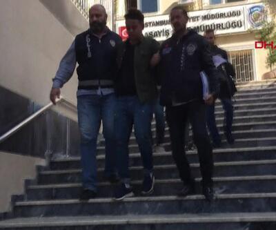 Cezayirlilerin 100 lira için işlediği cinayet kamerada