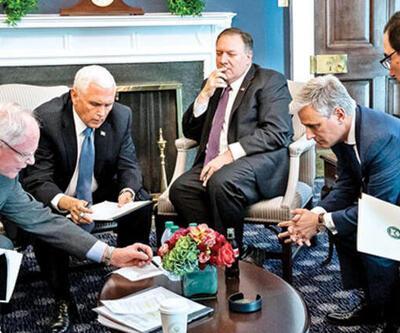 Beyaz Saray'da Suriye toplantısı: Türkiye'ye gelmeden önce bu pozu verdiler
