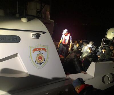 Didim ve Kuşadası'nda 139 kaçak göçmen yakalandı