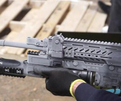 """Silah ambargosu etkilemez"""
