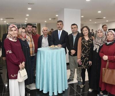 Başkan Köse, vatandaşlarla bir araya geldi