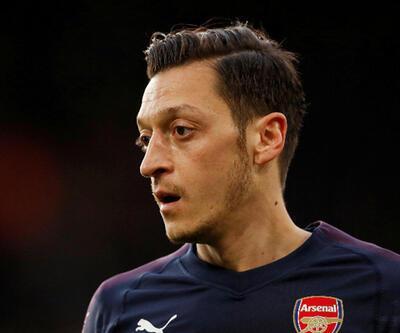 Mesut Özil'den transfer açıklaması