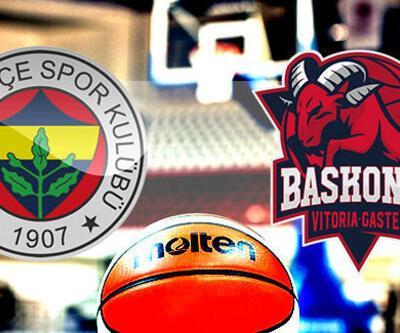 Fenerbahçe Beko, Baskonia basketbol maçı ne zaman, saat kaçta, hangi kanalda?