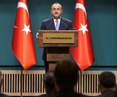 Dışişleri Bakanı Mevlüt Çavuşoğlu: Ateşkes yok, ara veriyoruz