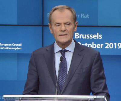 AB Konseyi Başkanı: İngiltere ile AB arasında kaosu önleyecek bir anlaşmaya vardık