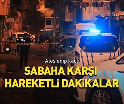 İstanbul'da sabaha karşı hareketli dakikalar!