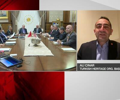 Ali Çınar anlaşma sonrası ABD'deki havayı anlattı