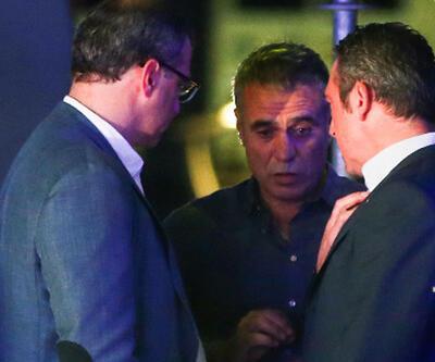 Fenerbahçe Banega'nın menajeriyle görüştü