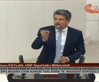 HDP'li Paylan'a tepkiler