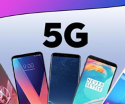 5G uyumlu telefonlar yok satacak