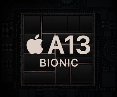 Apple A13 performans konusunda iddialı