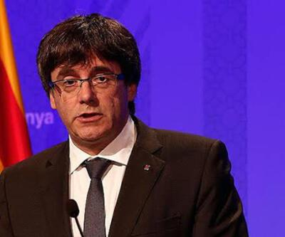 Katalan lider Puigdemont teslim oldu