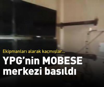 YPG'nin Resulayn'daki MOBESE merkezi basıldı!