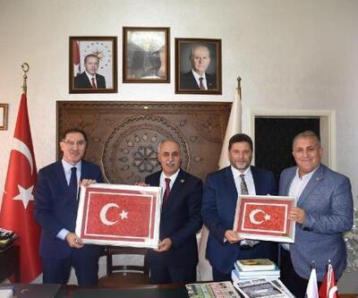 Kamu Baş Denetçisi Malkoç, Yenişehir'deki tarihi yerleri ziyaret etti