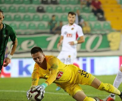 Akhisarspor 2-1 Eskişehirspor MAÇ ÖZETİ