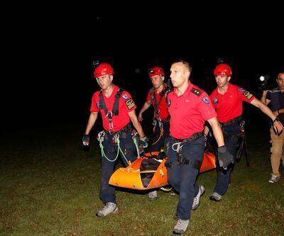 Muğla'da paraşüt kazası: 1 ölü, 2 yaralı