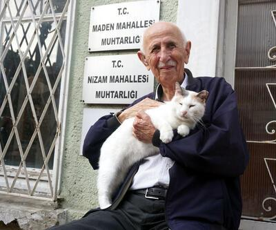 İşte İstanbul'un en yaşlı muhtarı