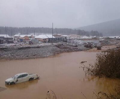 Rusya'da baraj çöktü: 15 ölü