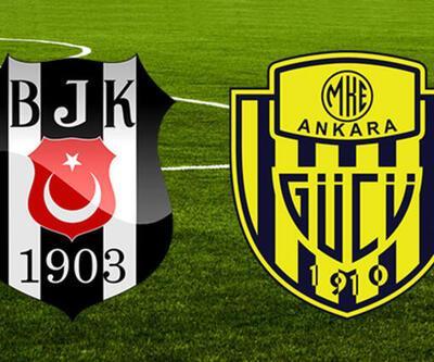 Ankaragücü Beşiktaş maçı saat kaçta? Ankaragücü BJK maçı