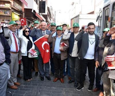 Bursa Kent Konseyi'nden Barış Pınarı Harekatı'na bayraklı destek