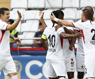 Gençlerbirliği, Antalyaspor'u 6-0 yendi