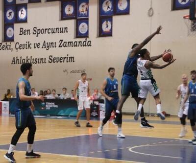 Gemlik Basketbol SK - Balıkesir Büyükşehir Belediyesi SK: 65-77