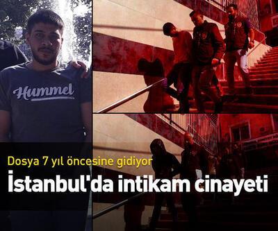 İstanbul'da intikam cinayeti!