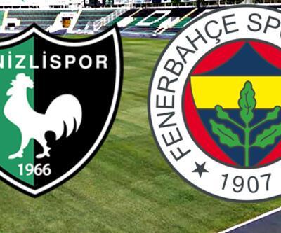 Denizlispor Fenerbahçe maçı ne zaman, saat kaçta, hangi kanalda izlenecek?