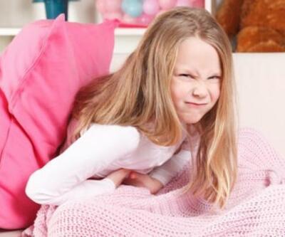 Çocuğunuzun karın ağrısını ihmal etmeyin