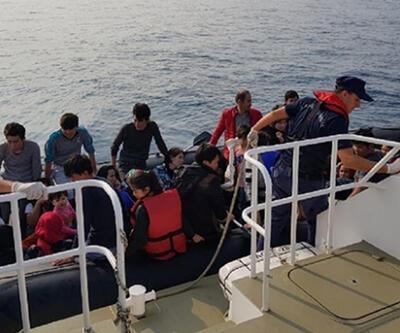 170 düzensiz göçmen yakalandı