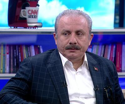 TBMM Başkanı Mustafa Şentop, Barış Pınarı Harekatı ve gündeme dair gelişmeleri Hafta Sonu'nda değerlendirdi