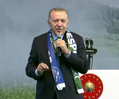 Erdoğan'dan sigara uyarısı