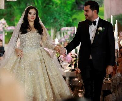 Aleyna Tilki 35 bin TL'lik elbisesi ile dikkat çekti