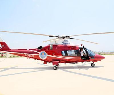 Belediyeden satılık helikopter