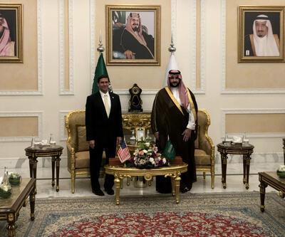 Amerika'dan Suudi Arabistan'a sürpriz ziyaret