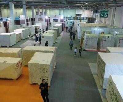 Bursa. Uluslararası Blok Mermer Fuarı kapılarını yarın açıyor