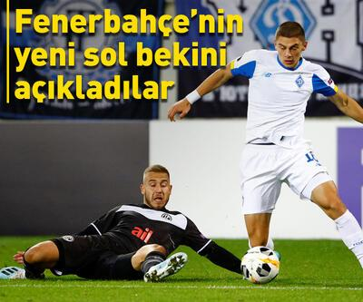 Vitalii Mykolenko Fenerbahçeli olacak