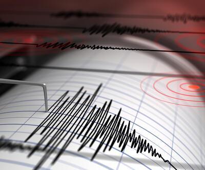 Son dakika... Yunanistan'da 4 büyüklüğünde deprem