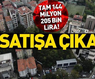 İBB satışa çıkardı! Beşiktaş'ta servet değerinde arazi!