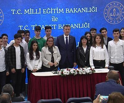 Milli Eğitim ve Ticaret Bakanlıklarından dış ticaret atılımı