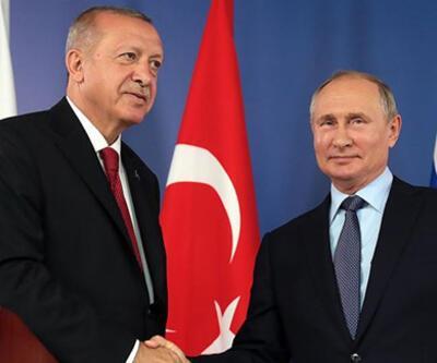 Cumhurbaşkanı Erdoğan, Rusya'dan ayrıldı